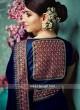 Art Silk Resham Work Tamannaah Bhatia Sari