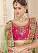 Designer Sari with Tassels