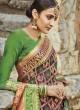 Patola Silk Weaved Heavy Saree
