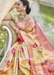 Uppada Silk Resham Weaving Saree