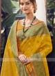 Beautiful Weaving Work Saree