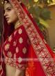 Amazing Bridal Velvet Lehenga Choli