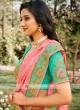 Wedding Wear Saree In Light Pink