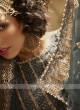 Net Sequins Work Lehenga Choli