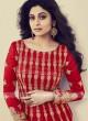 Shamita Shetty Semi Stitched Gown with Bottom