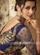 Art Silk Wedding Designer Saree