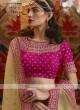 Art Silk Beautiful Lehenga Choli