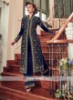 Navy Blue Heavy Work Salwar Suit