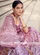 Sequins Work Net Lehenga Choli