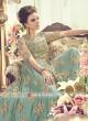 Net Designer Floor Length Anarkali Suit