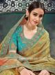 Bhagalpuri Silk Heavy Wedding Saree
