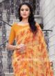 Georgette Casual Printed Sari