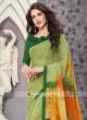 Printed Casual Saree in Multicolor