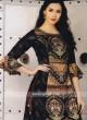 Asymmetrical Crepe Silk Designer Kurti