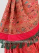 Heavy Work Silk Saree