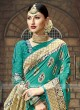 Wedding Weaved Saree with Blouse