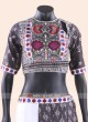 Cotton Printed Chaniya Choli for Garba
