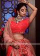 Bridal Pure Silk Lehenga Choli