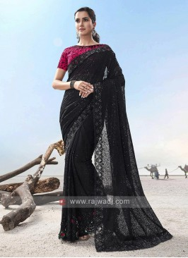 Adorable  Designer Saree
