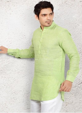 Adorable Light Green Kurta