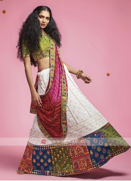 Adorable Silk Lehenga Choli
