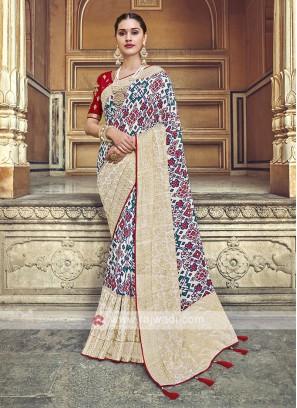 Adorable Traditional Saree