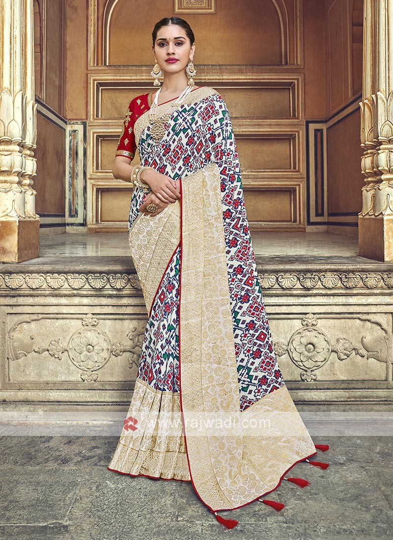 Adorable Traditional Saree