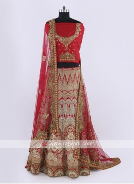 Amazing Bridal Lehenga Choli
