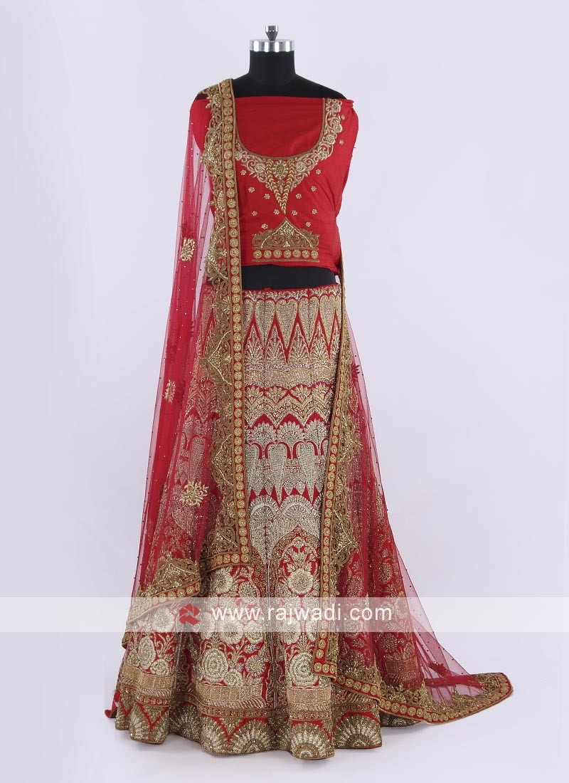 Amazing Bridal Lehenga Choli