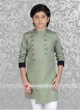 Amazing Cotton Silk Kurta