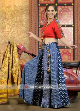 Amazing garba chaniya choli