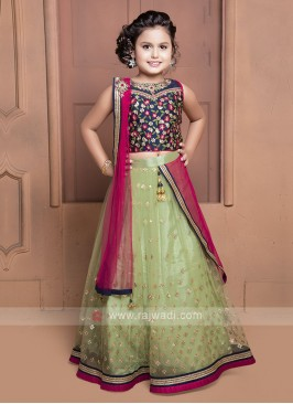 Amazing Girl Choli Suit