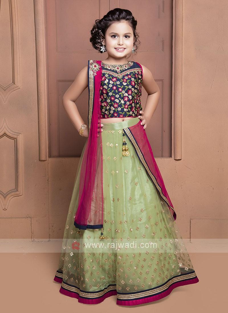 Amazing Girl Choli Suit