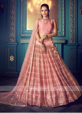 Amazing Lehenga Choli In Pink