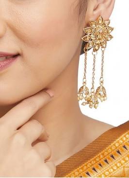 Wedding Wear Jumka Earrings