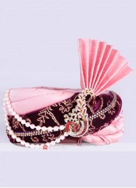 Art Silk And Velvet Fabric Safa