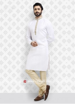 Art Silk Casual Kurta Pajama