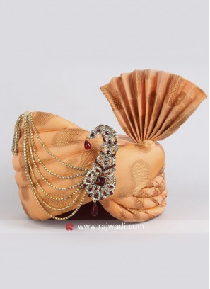Art Silk Designer Safa