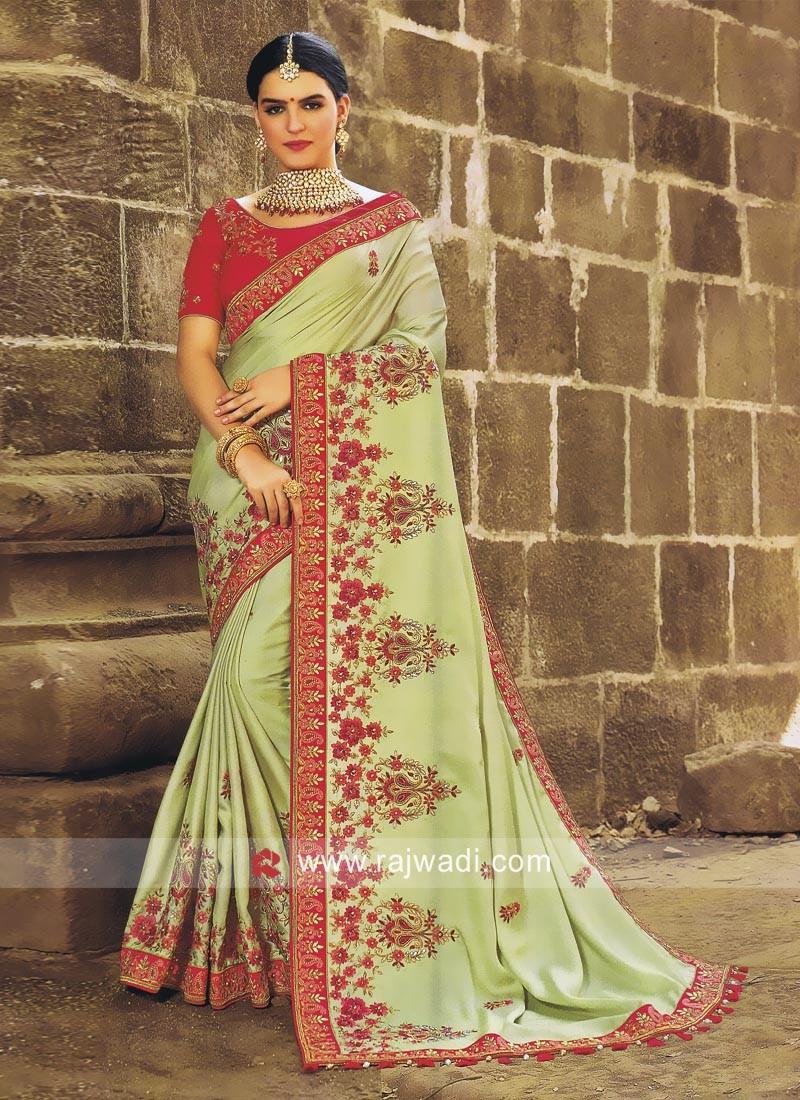 Art Silk Designer Saree