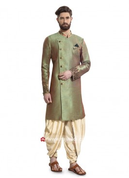 Art Silk Fabric Patiala Suit