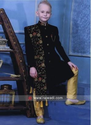Art Silk Indo Western