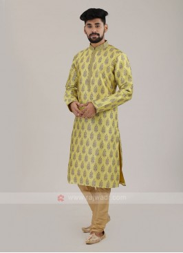 Art Silk Kurta Pajama