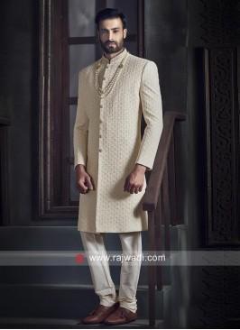 Art Silk Long Sleeves Indo Western