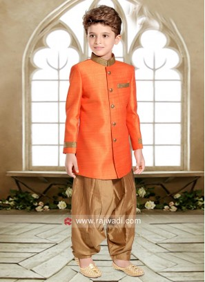 Art Silk Wedding Indo Western