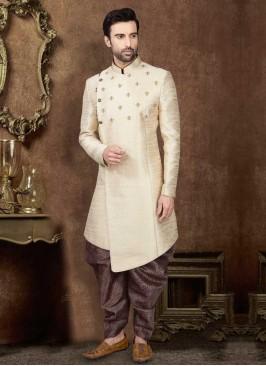Art Silk Wedding Indo-Western