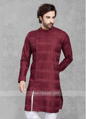 Attractive Maroon Kurta