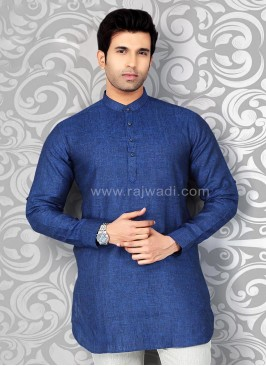 Attractive Blue Kurta