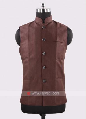 Attractive Brown Color Koti
