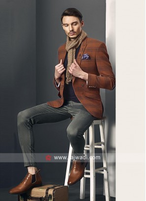 Attractive Imported Fabric Blazer