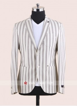 Attractive Cream Color Blazer